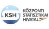 ksh logó, központi statisztikai hivatal logó